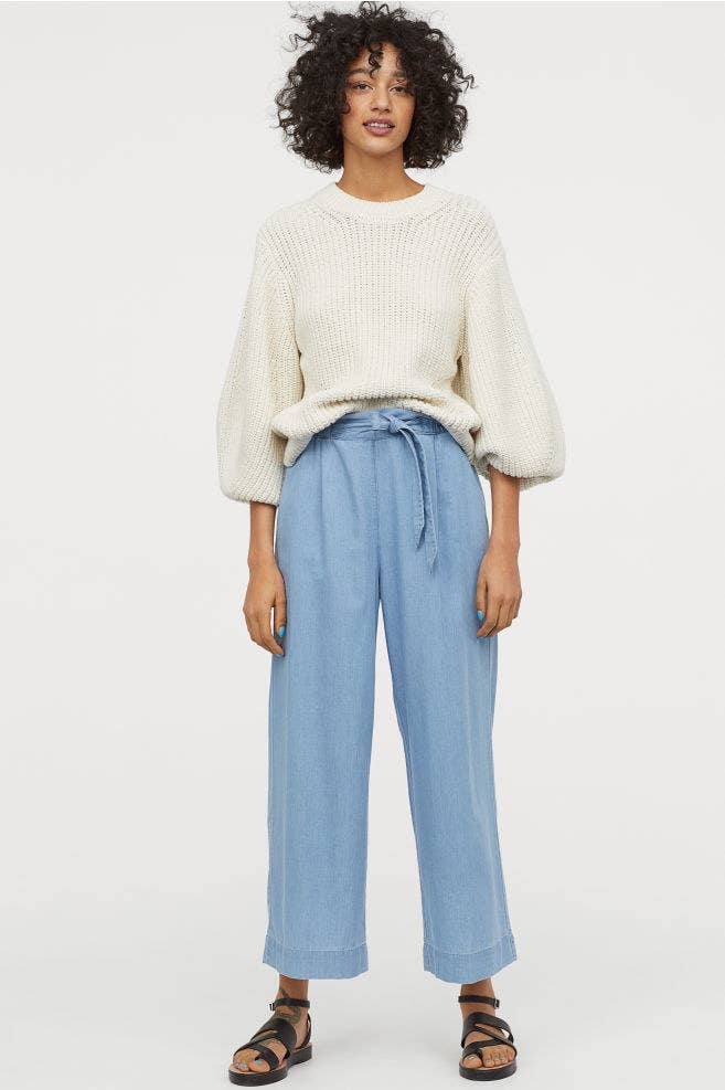 78d24d21809f 22 Flowy Pants For Summer That You Absolutely Need