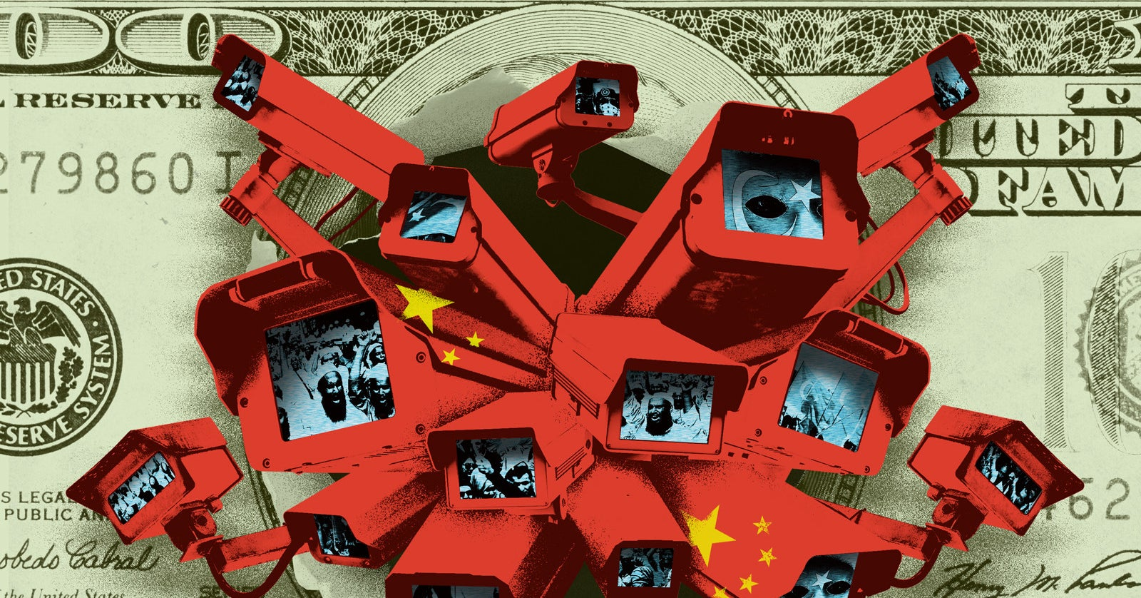 US Universities And Retirees Are Funding The Technology Behind China's Surveillance State