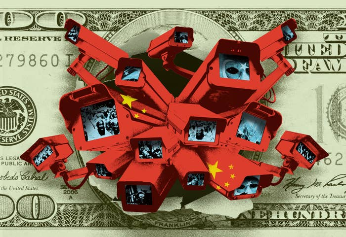 US Money Is Funding The Technology Behind China's