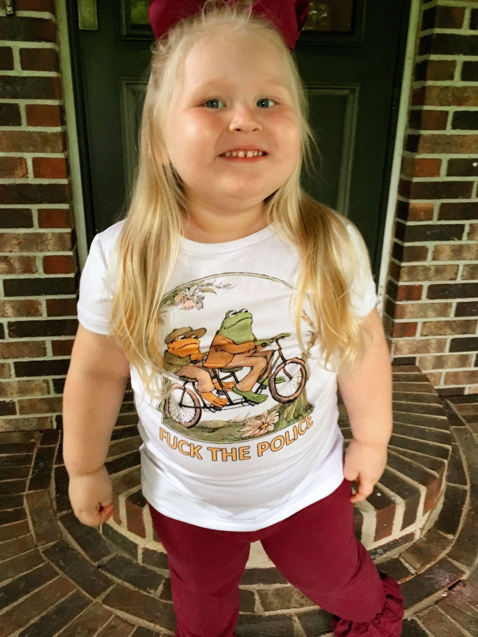 An Illinois Mom Ordered A Shirt For Her 3-Year-Old From A