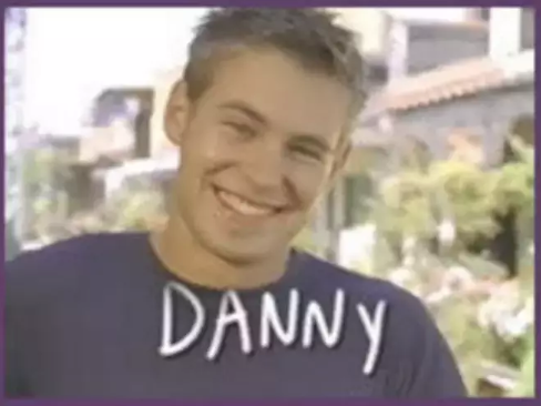 """Screenshot of Danny from """"Real World"""" opening credits"""