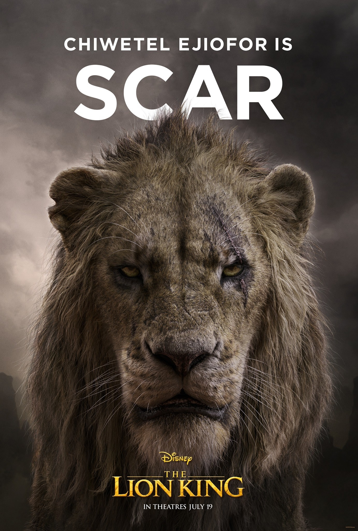 The Lion King Character Posters Are Finally Here