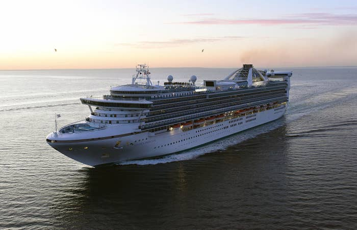 A Man Disappeared Off A Cruise Ship And No-One Knows What