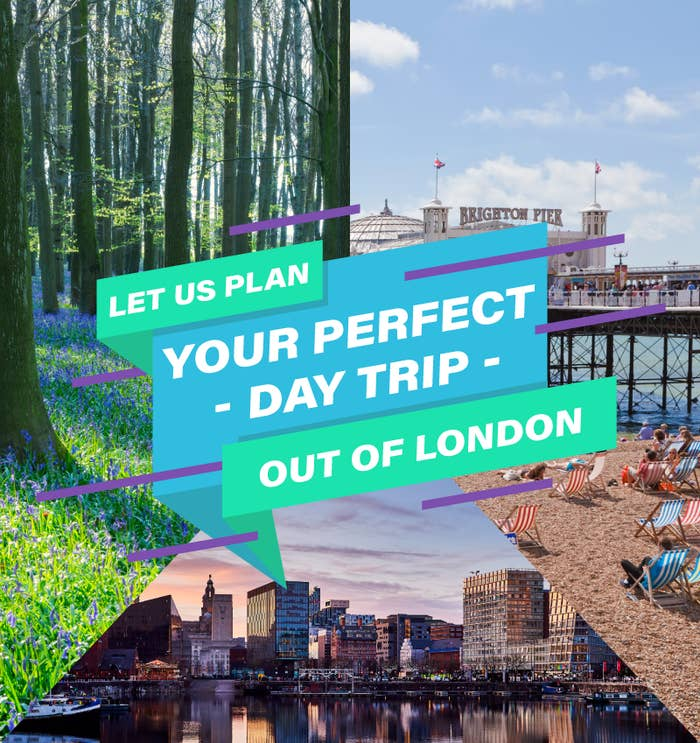 Get Out Of London This Weekend With One Of These 3 Day Trip Ideas