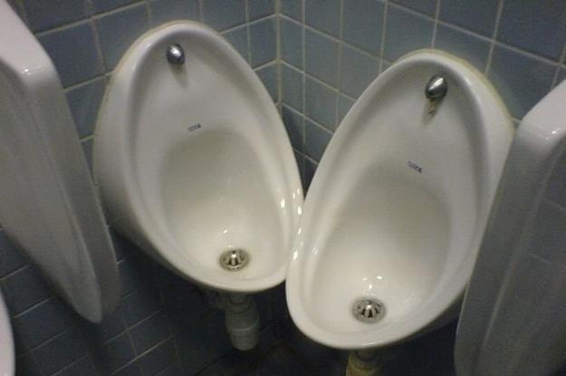 Toilette schwuler Sex-Tumblr