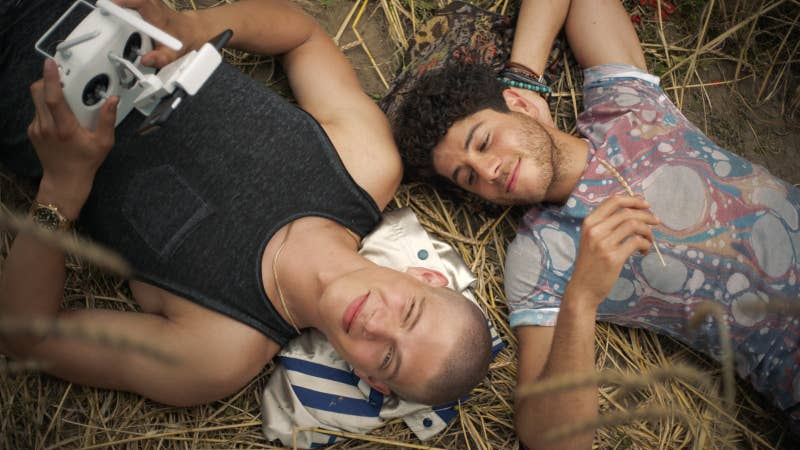 "2018 / 80 minutes / Netherlands / Narrative FeatureDirector: Ellen Smit ""A youthful fun romantic film with dollops of family drama that would appeal to all age groups. It also clearly underlines this year's theme 'Over the Rainbow' by highlighting the need for LGBTQ children to be embraced by their families. A film about two gorgeous boys in love!""Opening Film – Wednesday, June 12, 9.30 p.m. (Liberty Carnival Cinemas)"
