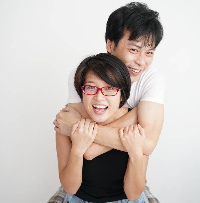 Zheng Churan and Wei Zhili