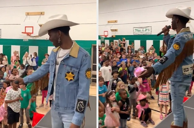 Lil Nas X Did A Surprise