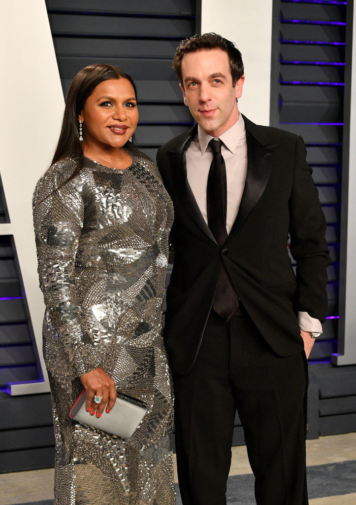 Mindy Kaling Revealed That B.J. Novak Is Her Daughter's Godfather