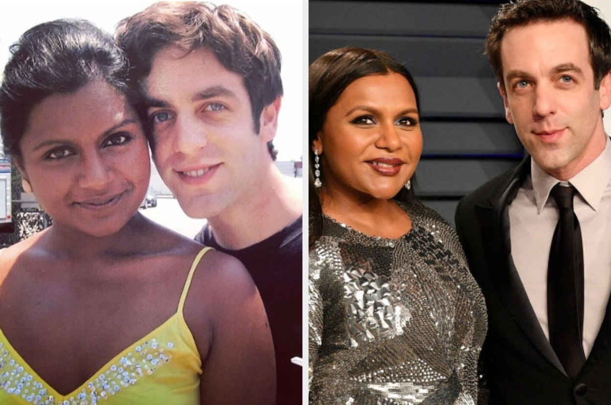 Mindy Kaling Revealed That B J Novak Is Her Daughter S Godfather
