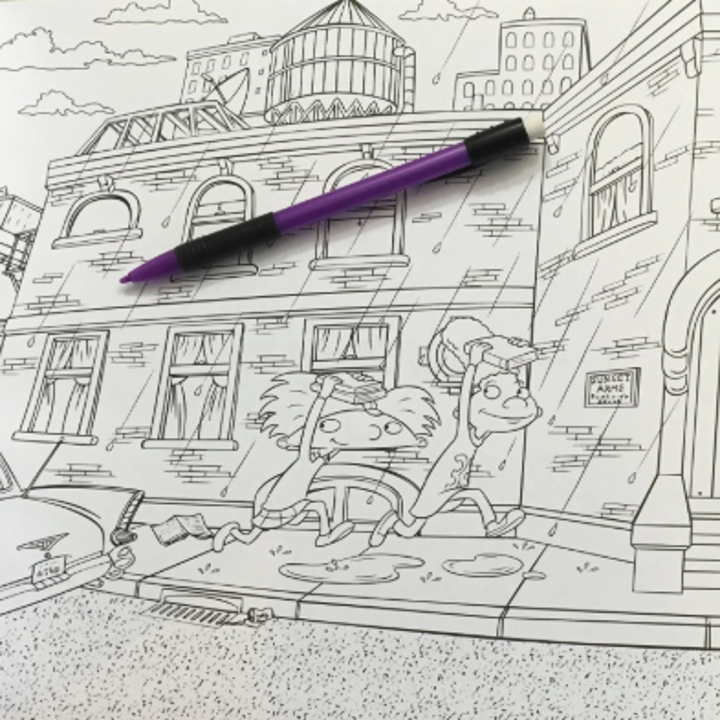 The Best Coloring Books You Can Get On Amazon