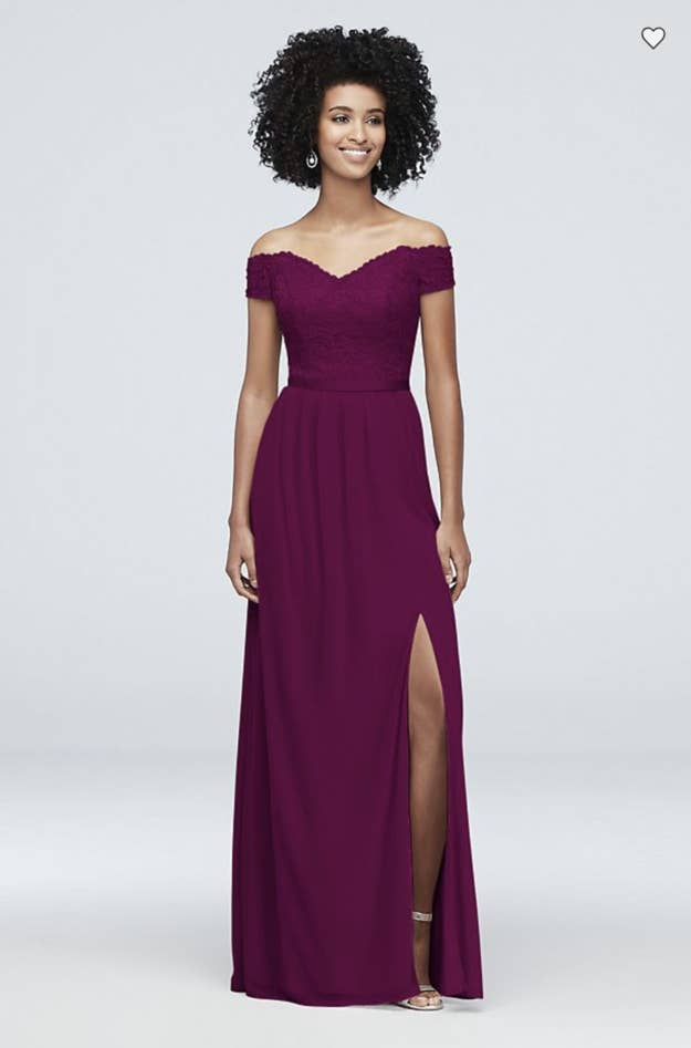 Say I Do Or I Don T To These Bridesmaids Dresses And We
