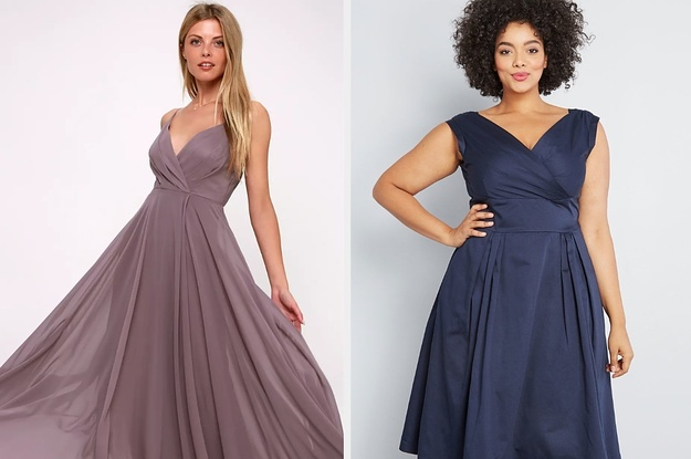 Say I Do Or I Dont To These Bridesmaids Dresses And Well Reveal The Cost Of Your Wedding