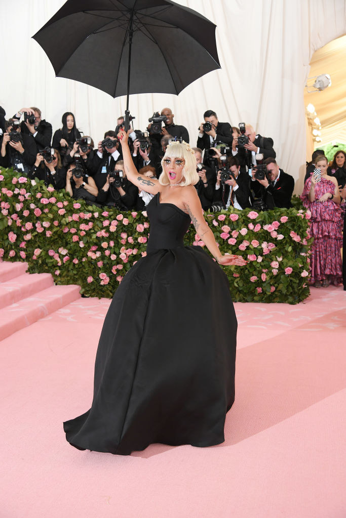 09fc8fc9d670 Lady Gaga Slayed The Met Gala And Now It Shall Be Named The Gaga Gala