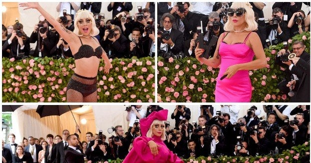 Lady Gaga Slayed The 2019 Met Gala With 4 AMAZING Outfits And I'm ~Speechless~