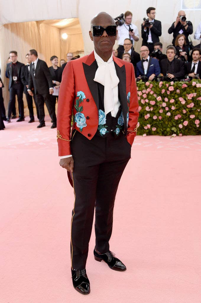 Here's What Every Celebrity Wore To This Year's Met Gala