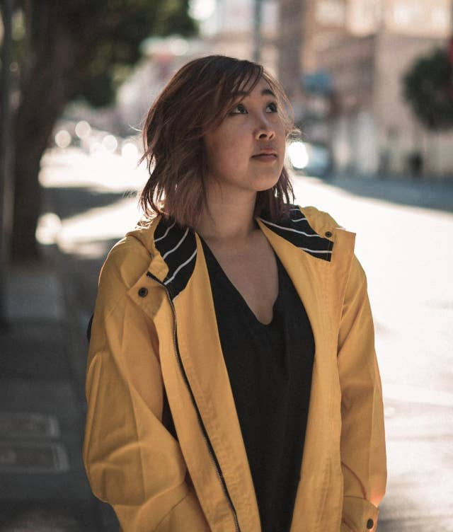 2b9e3cfe A classic hooded coat you can wear on both rainy or snowy days to prevent  that awful drenched-to-the-bone feeling.