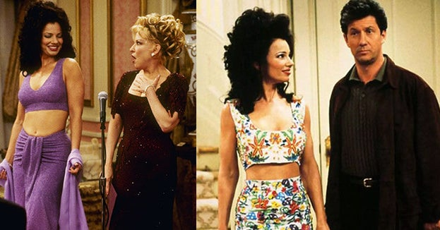 I Know If You Were Born In The '80s, '90s, Or '00s Based On How You Rate These Fran Fine Outfits