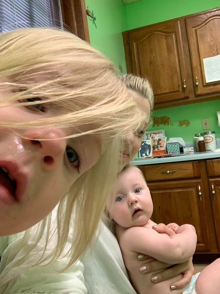 Mom Who Grew Up Unvaccinated Explained Why She's Vaccinating