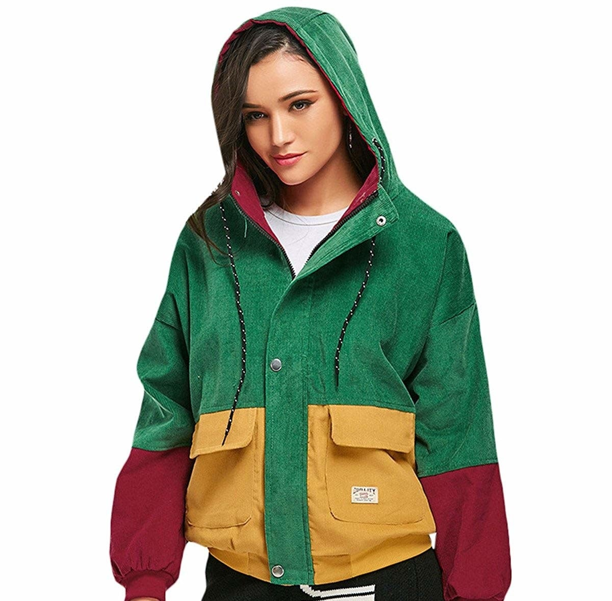 """Promising review:""""Just what I expected! Love the fit. Colors look just like the picture. Not too tight and not too loose, very comfy."""" —kathyGet it from Amazon for$27.01+(available in sizes S–XL and five colors)."""