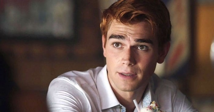 Archie Accidentally-Joined-The-Mafia, Can't-Choose-Between-Football-Boxing-Wrestling-Or-Music, Escaped-Jail-And-Got-Mauled-By-A-Bear, Has-Dated-Everyone-In-Riverdale Andrews.