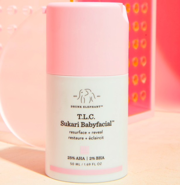 "Promising review: ""This is everything. My skin transformed after the first use. I️'m becoming a devoted user to the Drunk Elephant line because each product I've tried does exactly what it says it will do. Thank you for making amazing products!"" —mayan2012