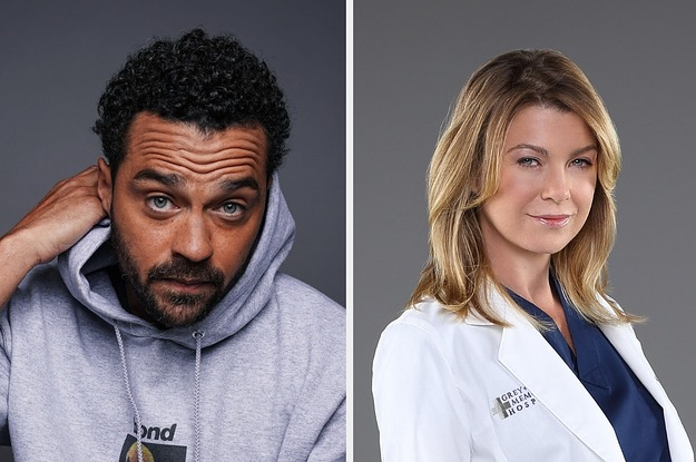 """Grey's Anatomy"" Star Jesse Williams Opens Up About Ellen ..."