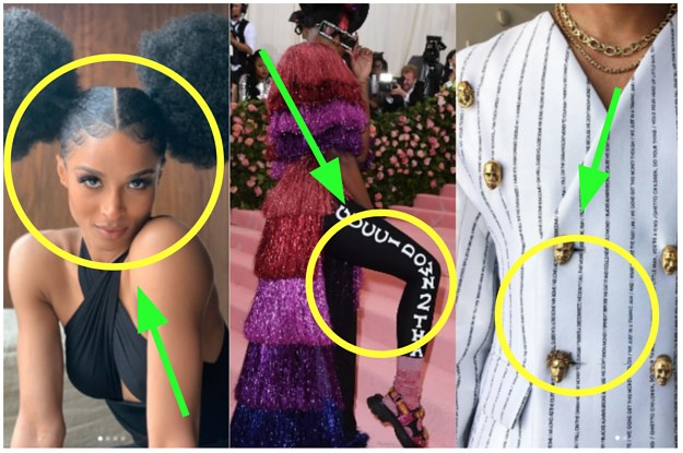 18 Seriously Genius Pro-Black Details You Might Have Missed At This Year's Met Gala