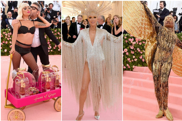 Here's What Everyone Wore To The 2019 Met Gala