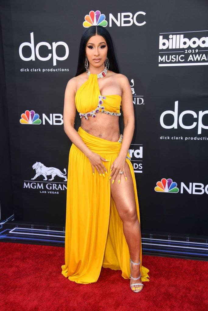 Cardi B Just Got A Giant New Offset Tattoo On Her Leg: Cardi B Just Got Liposuction, And Opened Up About The