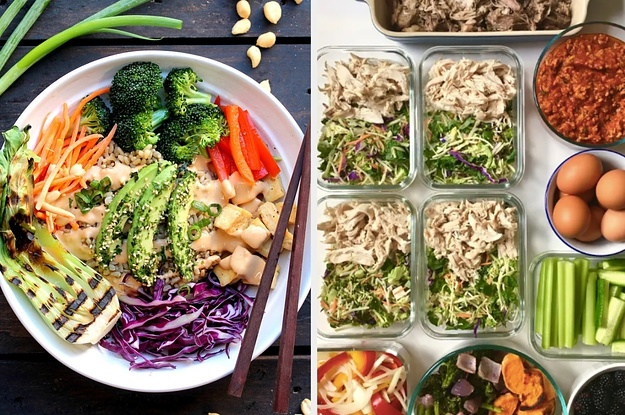 9 Meal Prep Plans For Keto, Vegan, Vegetarian, And Whole30