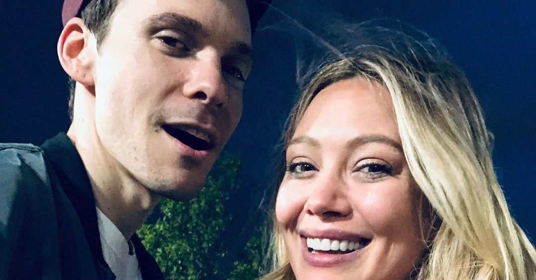 """Hilary Duff And Matthew Koma Got Engaged And I Feel Like """"Lizzie McGuire"""" Has Come Full Circle"""