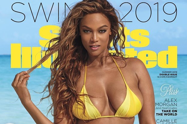 Tyra Banks Opened Up About Her New Sports Illustrated