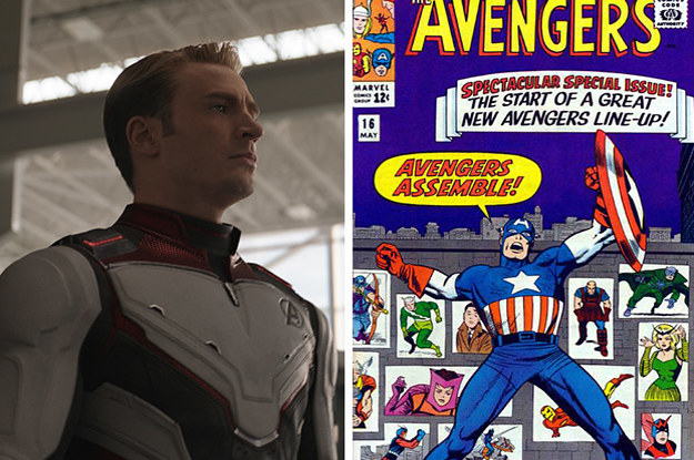 "35 ""Avengers: Endgame"" Details That'll Make You Say, ""How Did I Not Notice That?!"""
