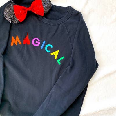 66b52551 Most Magical Supply Co. as a one-stop-shop where you can buy both ~magical~  shirts and pins when you're craving a Disney shopping spree.