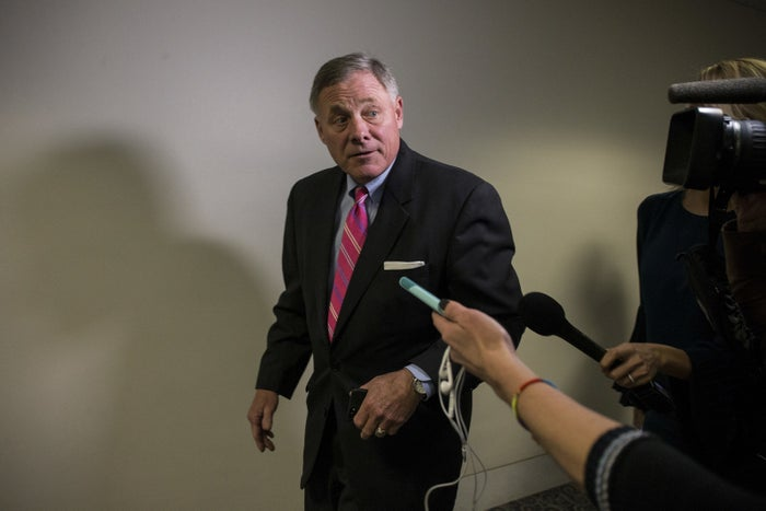 Senate Intelligence Committee Chair Richard Burr