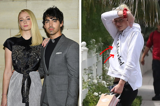 Sophie Turner Wedding.Here Are The First Pictures From Joe Jonas And Sophie Turner S Wedding