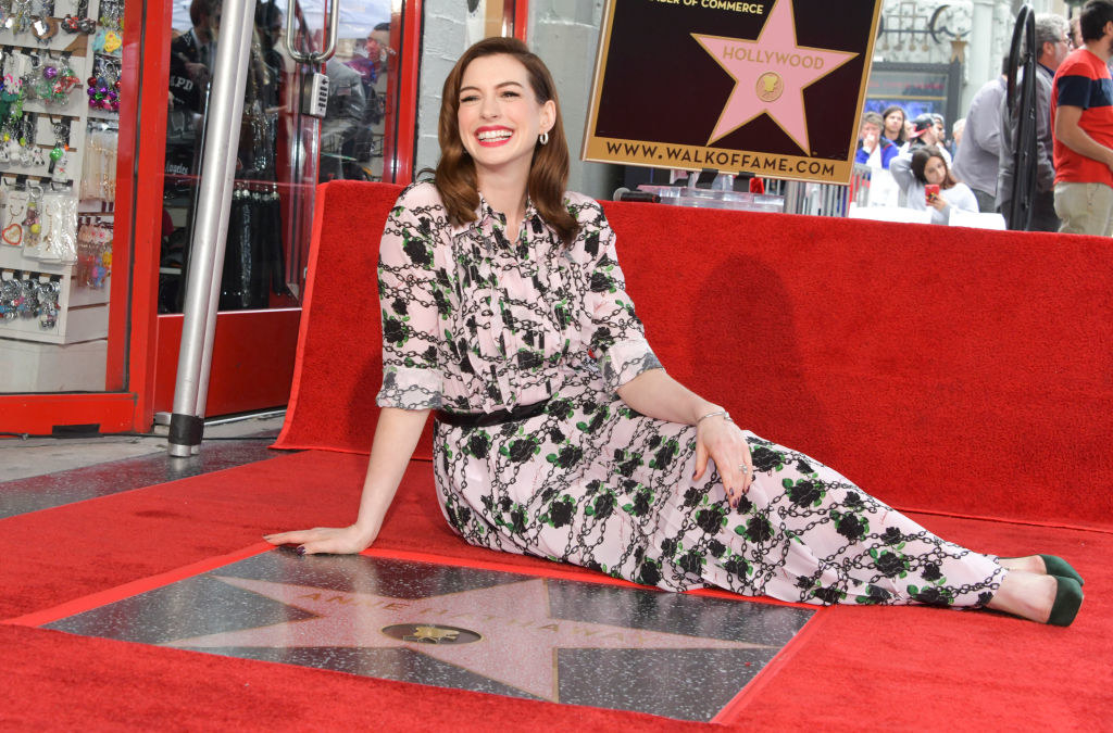 Anne Hathaway is married to Adam Shulman and struggles with infertility
