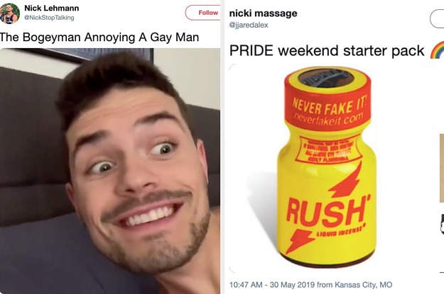 16 Hilarious Gay Tweets From This Week