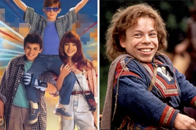 Only A REAL '80s Kid Will Recognize 8/12 Of These Forgotten '80s Kids Movies