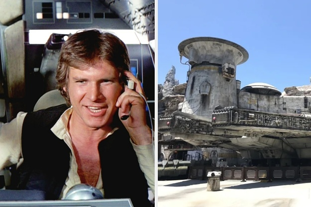 17 Things You'll Want To Know Before Riding Millennium Falcon: Smugglers Run At Star Wars: Galaxy's Edge