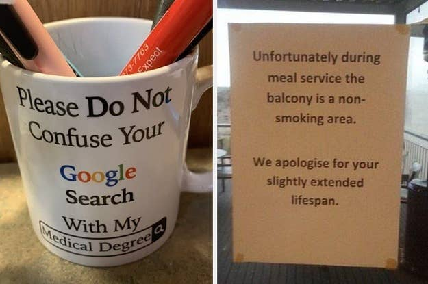 17 Funny Signs That Were Clearly Made By Funny People