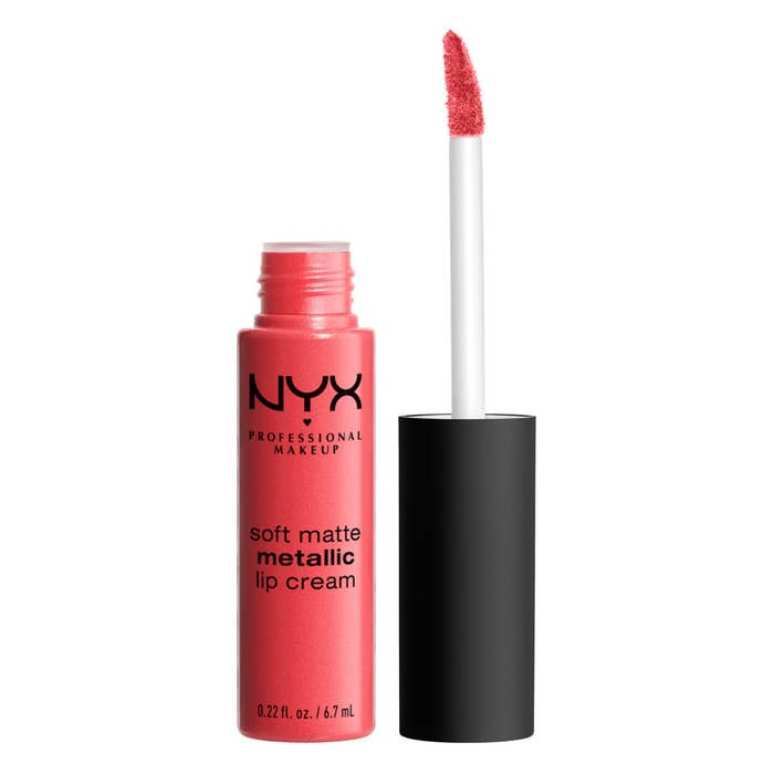 698e69d5422 A liquid matte lipstick that'll add a much-needed pop of color to your  beauty routine. Walmart