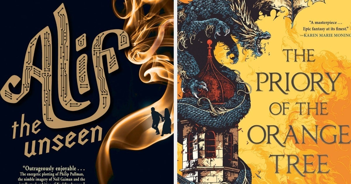 15 Must Read Books For Fantasy Fans