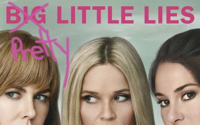 """I Know Nothing About """"Big Little Lies,"""" So I Decided To Watch The Season 2 Premiere And Write Down All My Thoughts"""