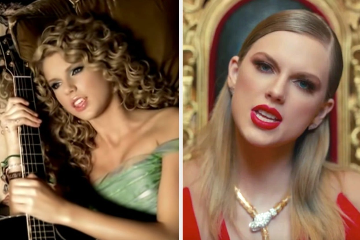 Answer These Random Questions And We'll Reveal Which Taylor Swift Album You Are