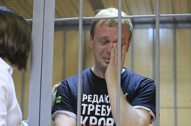 Russia Has Dropped All Charges Against An Investigative Journalist After A Massive Outcry