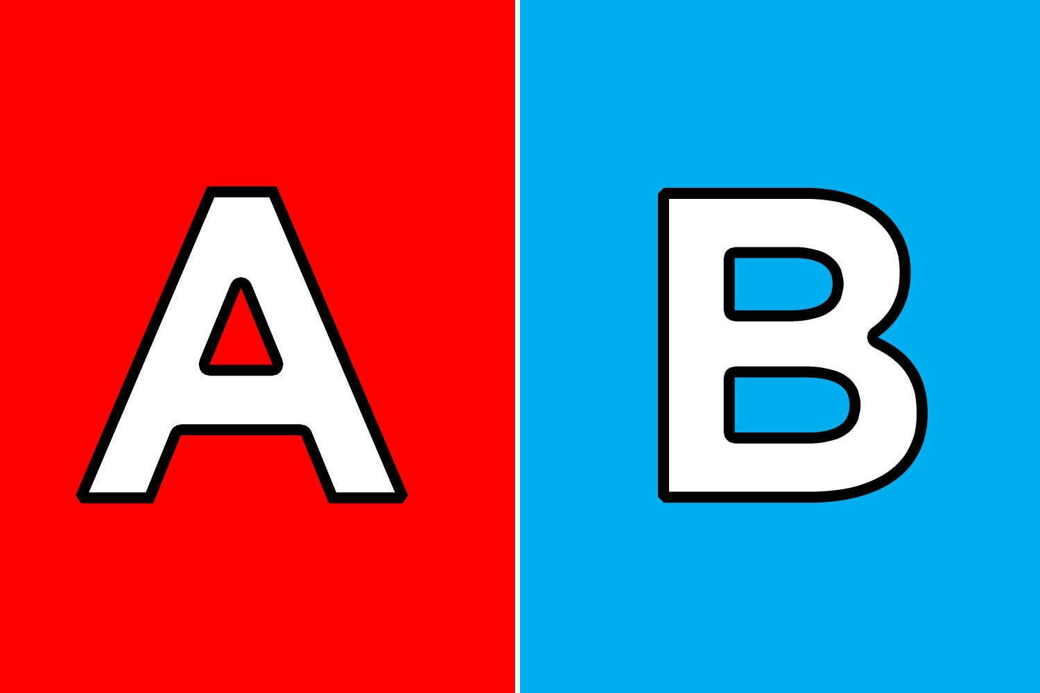What Color Are These Letters And Numbers To You?