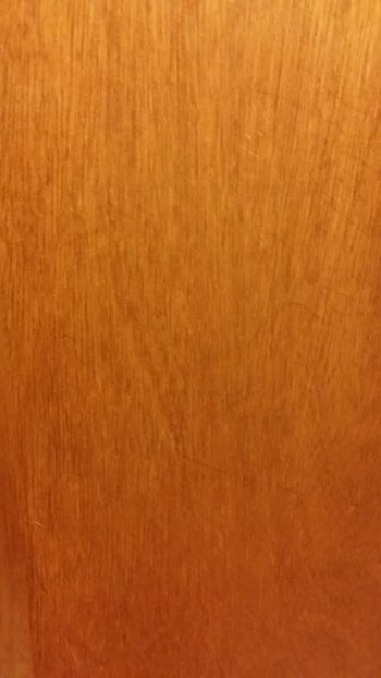 same wood with virtually no scratches