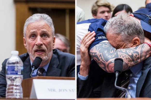 Image result for jon stewart in congress